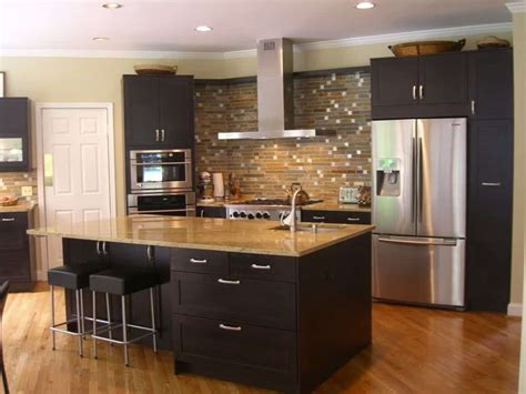 And Black Kitchen Ideas by Outstanding Black And Wood Kitchens That Will Add Style To