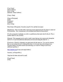 microsoft word 2003 resume template free download free interview thank you letter template sles