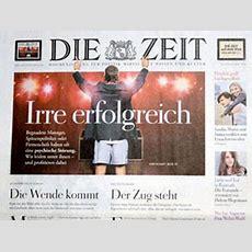 Snd35 World's Best Die Zeit  The Society For News Design
