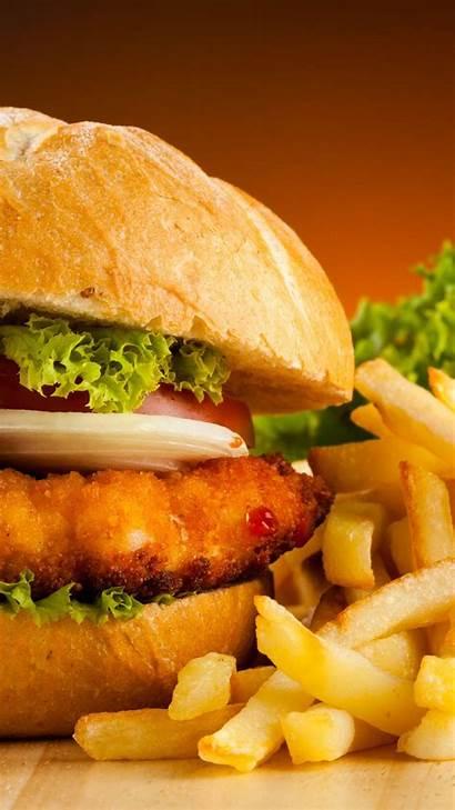 Burger Iphone Hamburger Wallpapers King Backgrounds Wallpaperaccess