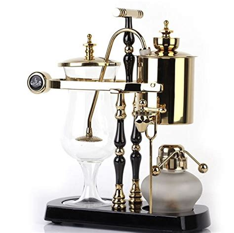 Most of those machines do not have the ability to. Belgium Luxury Royal Family Balance Siphon / Syphon Coffee Maker SALE ☕ Espresso Machines Shop ...