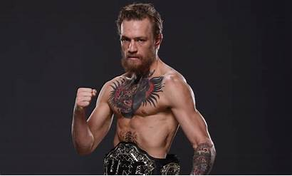 Mcgregor Conor Ufc Wallpapers Notorious Champion Tattoo