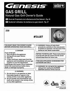 Pdf Manual For Weber Grill E