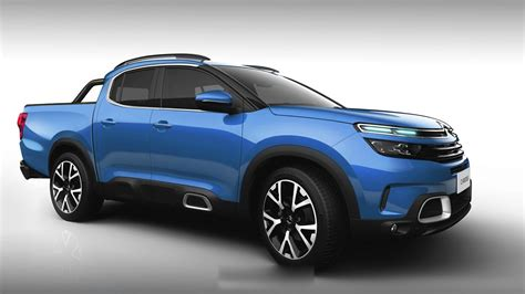 2019 Citroen C5 Aircross Pickup Youtube