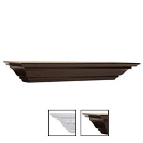 crown moulding floating shelves 5 quot d x 48 quot w crown moulding shelf 6307