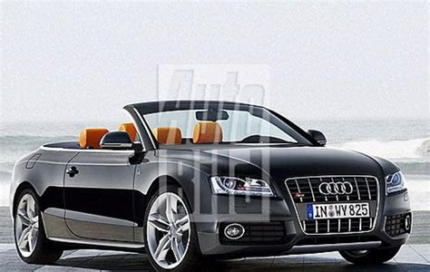 Audi Convertible Debut News Top Speed