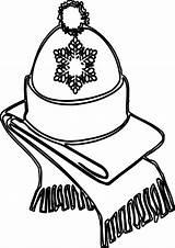 Winter Hat Coloring Scarf Adult Grouch Oscar Drawing Getdrawings Getcolorings Printable Cardigan Colorings sketch template