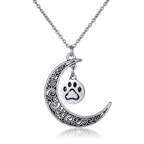 paw print necklace driverlayer search engine