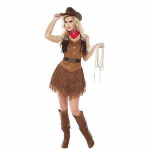 Adult Silver Star Cowgirl Costume By Goddessey 80021