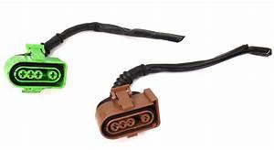 Audi O2 Sensor Wiring : lower o2 oxygen sensor pigtails wiring plugs audi a6 a4 vw ~ A.2002-acura-tl-radio.info Haus und Dekorationen