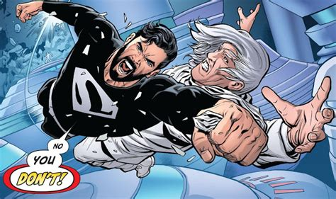 Weird Science Dc Comics Superman Lois And Clark #5 Review