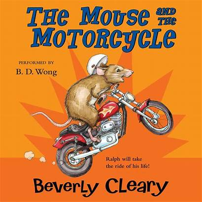 Motorcycle Mouse Audiobook Beverly Cleary Libro Fm