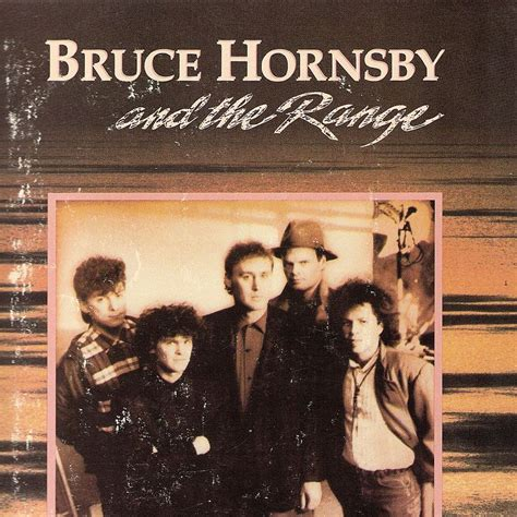 bruce hornsby the range 1986 bruce hornsby and the range the way it is album book from romancingthepast on ruby