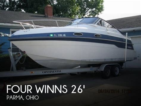 Four Winns Boats New Hshire by Four Winns 258 Vista Boats For Sale