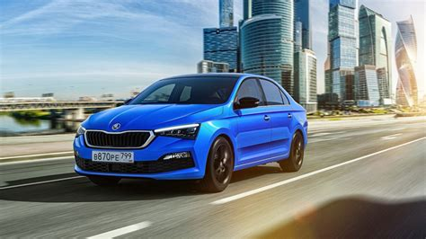 All-new Skoda Rapid will come to India by 2021   Shifting ...