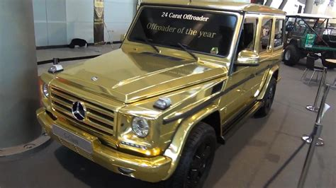 mercedes benz jeep gold mercedes benz g class g wagon g350 bluetec gold quot 24