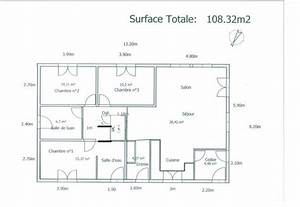 plan dune maison 100m2 plans de maison pinterest With marvelous des plans pour maison 9 plan et photo de maison avec etage ossature bois par
