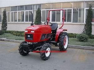 Jinma 284 Tractor