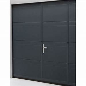 porte garage sectionnelle la toulousaine sur mesure et With porte de garage sectionnelle grise