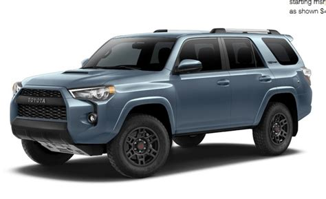 2019 Toyota 4runner Redesign And Release Date Toyota