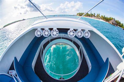 glass bottom boat looker   passenger boat paritetboat