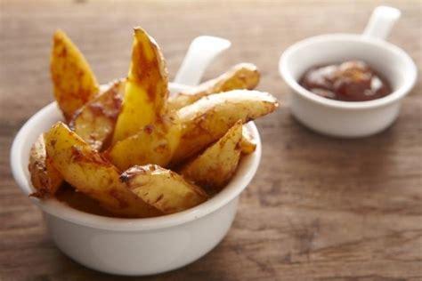 recette cuisine americaine recette de potatoes maison et sauce américaine barbecue