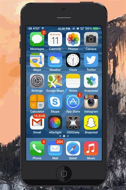 Iphone App Clipart Uninstall Apps Delete Animated