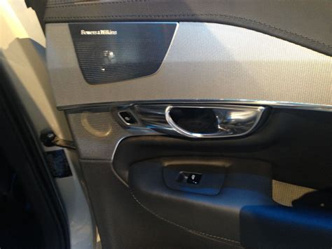 Volvo Audio System by The 2016 Volvo Xc90 Comes With An Available Premium Sound