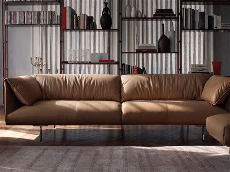 Buy The Poltrona Frau John-john Three Seater Sofa At Nest