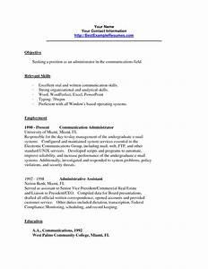 Resume 2016  Skills Based Resume Examples 2016