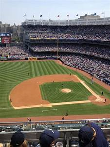 Yankee Stadium Section 425 Home Of New York Yankees New