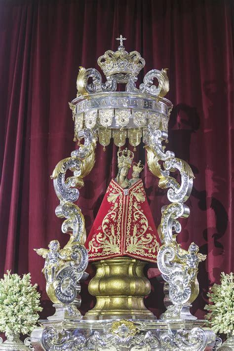 El obispo de Córdoba celebra el día de la Virgen de la ...