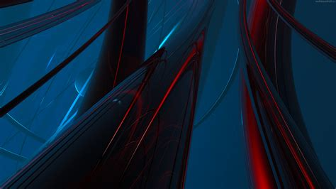 Abstract Curves Wallpapers