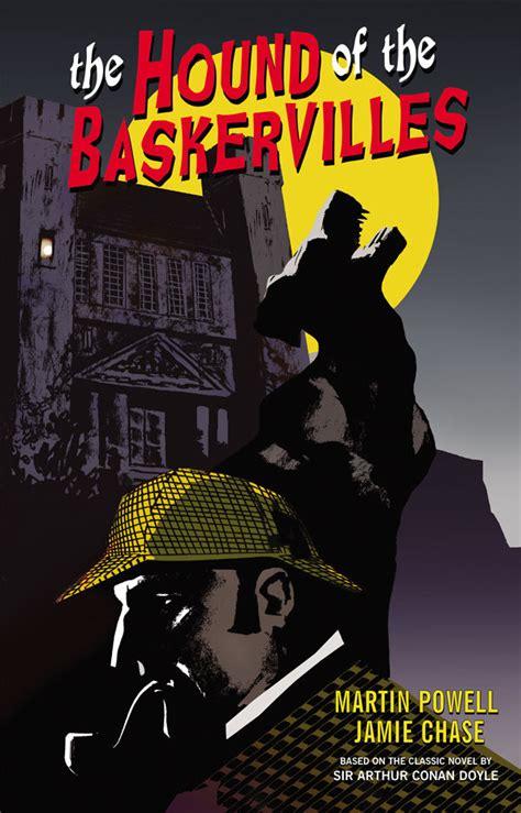 hound baskervilles sherlock holmes comics comic dark books front horse covers amazon jamie powell martin preview flip classic watson