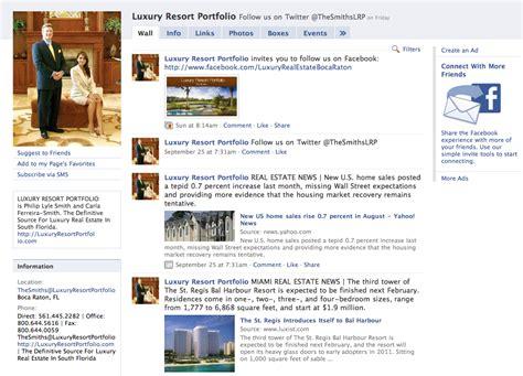 Facebook Real Estate Marketing