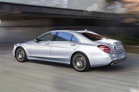 Nouvelle Mercedes Classe S   actualité automobile
