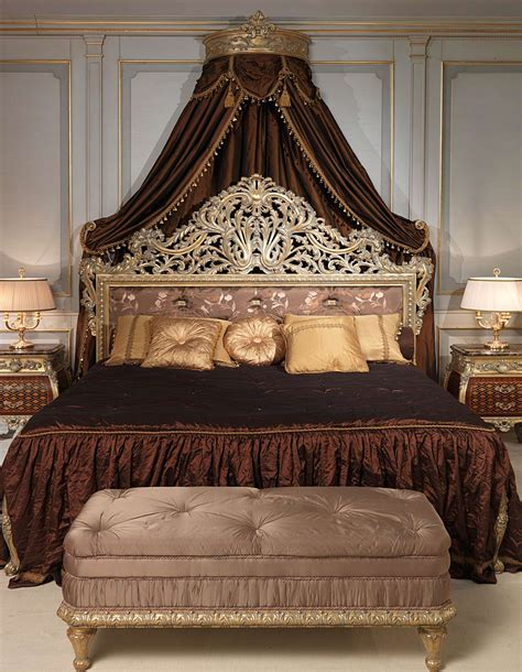chambre louis xv emperador gold in louis xv bedroom with carved bed