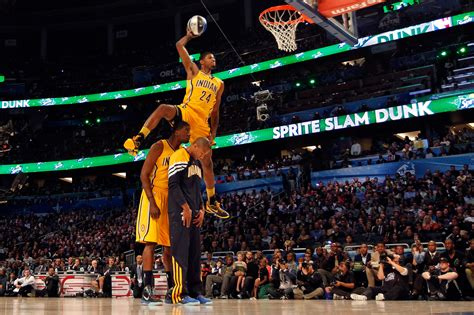 Nba All Star Slam Dunk Contest Eastern Conference