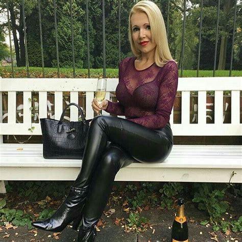 atnataliiaverteletska nice leather pants leather
