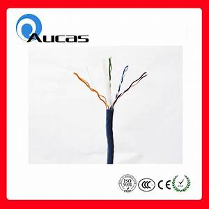China Utp  Ftp  Stp  Sftp Cat 5e Cat6 Color Code For Lan