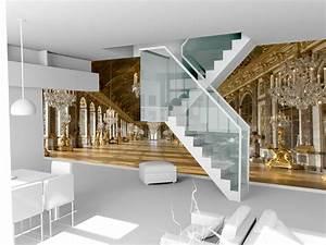 Papier Peint Magnétique : papier peint magn tique repositionnable ~ Premium-room.com Idées de Décoration