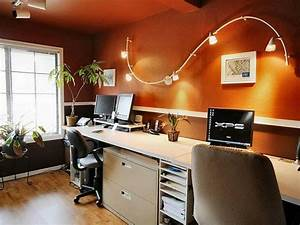 Home office lighting solutions virtual vocations for Office track lighting