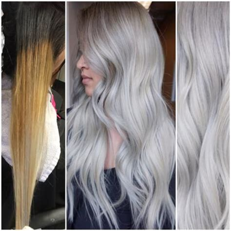 History Of Platinum Hair by 17 Best Images About Silver Platinum Hair Color On