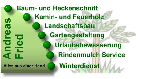 Garten Und Landschaftsbau Pfaffenhofen by Willkommen Bei Andreas Fried Garten Und Landschaftsbau