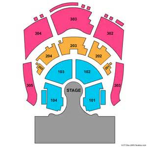 New York Zumanity Theatre Seating Chart