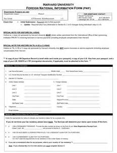Harvard University College Application Forms Printable