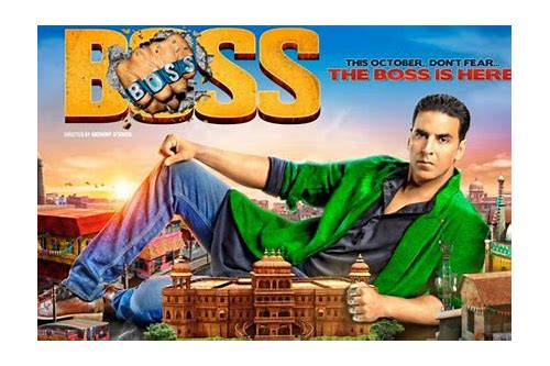 boss akshay kumar full movie download