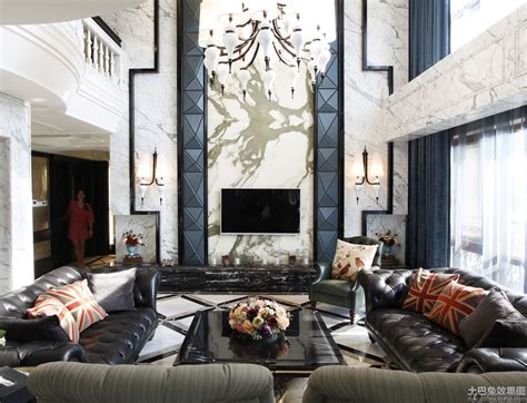 southeast asian decor southeast asian classical style living room tv background