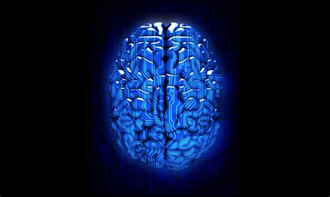 Digital Brain Wallpaper by Upgrade Your Brain Liquid Drive Implants Could