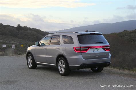 review  dodge durango limited   video